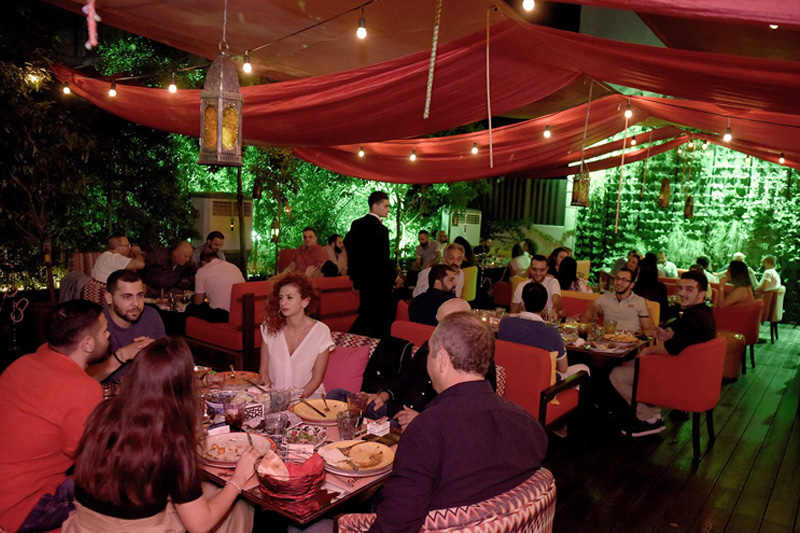 Born Interactive's Annual Iftar held at The Smallville Hotel